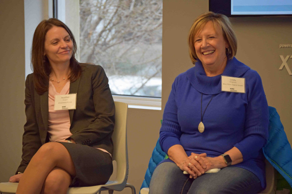 Heather Haugen and Linda Minghella provide insight into how CIOs think about digital health.