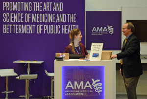 The conference was the product of a new partnership between MGMA and the AMA.