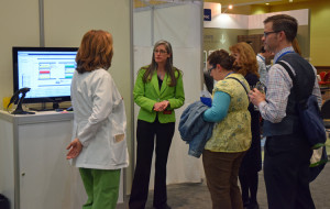 MGMA featured a showcase of new healthcare technologies at its recent Collaborate in Practice conference.