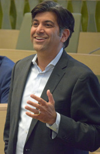 Aneesh Chopra described the ability of FHIR to enhance collaboration in Colorado's digital health ecosystem.